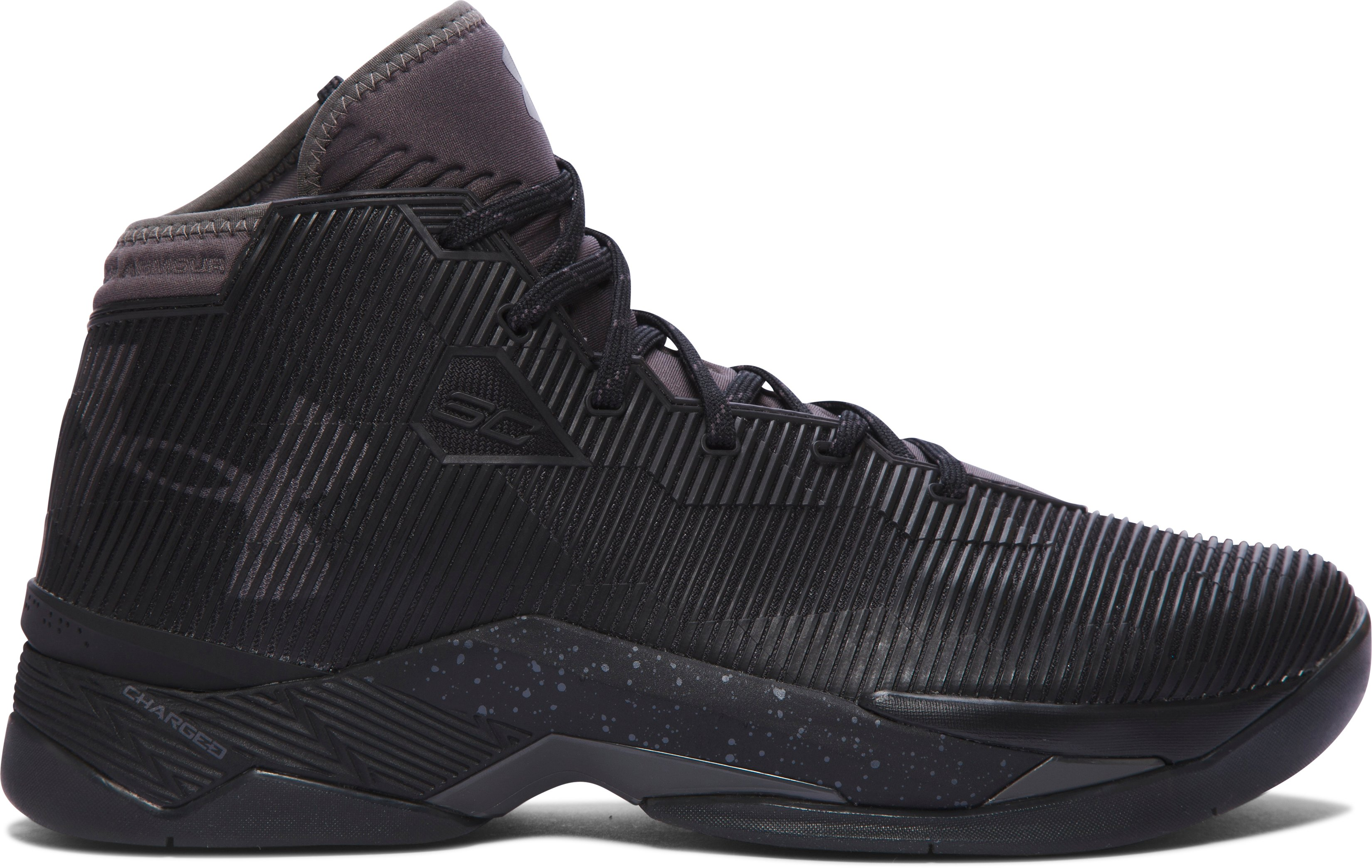Men's UA Curry 2.5 Basketball Shoes, Black ,