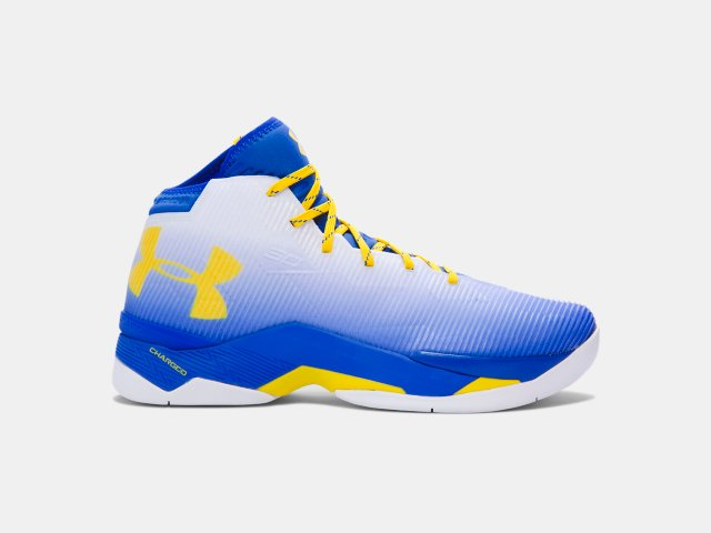 Stephen Curry Two Basketball Shoes Under Armour US GR