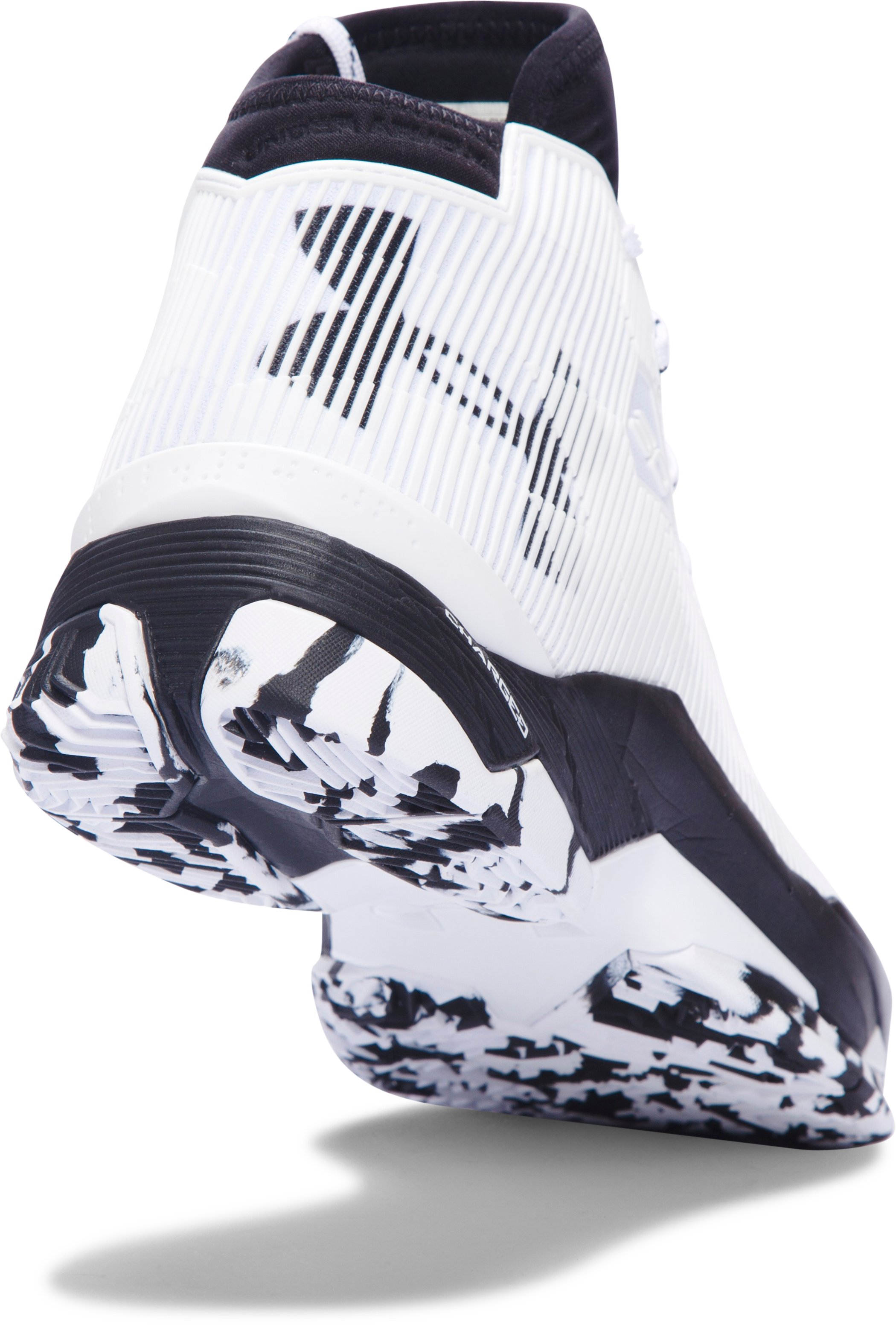 Men's UA Curry 2.5 Basketball Shoes, White,