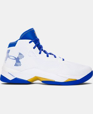 Best Seller  Men's UA Curry 2.5 Basketball Shoes LIMITED TIME: FREE SHIPPING 10 Colors $159.99