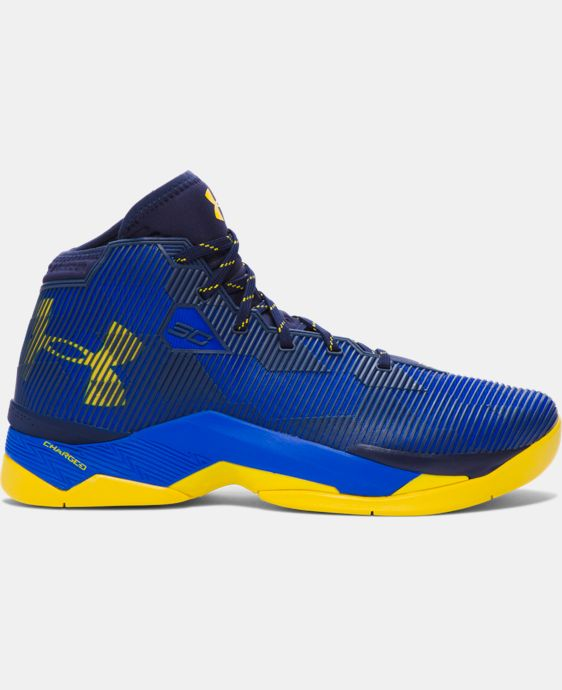Best Seller  Men's UA Curry 2.5 Basketball Shoes  2 Colors $159.99