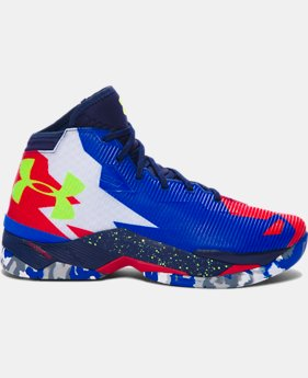 New Arrival  Men's UA Curry 2.5 Basketball Shoes  1 Color $159.99