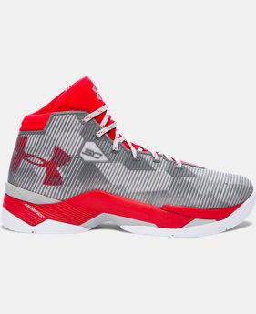 Best Seller  Men's UA Curry 2.5 Basketball Shoes LIMITED TIME: FREE SHIPPING 2 Colors $159.99