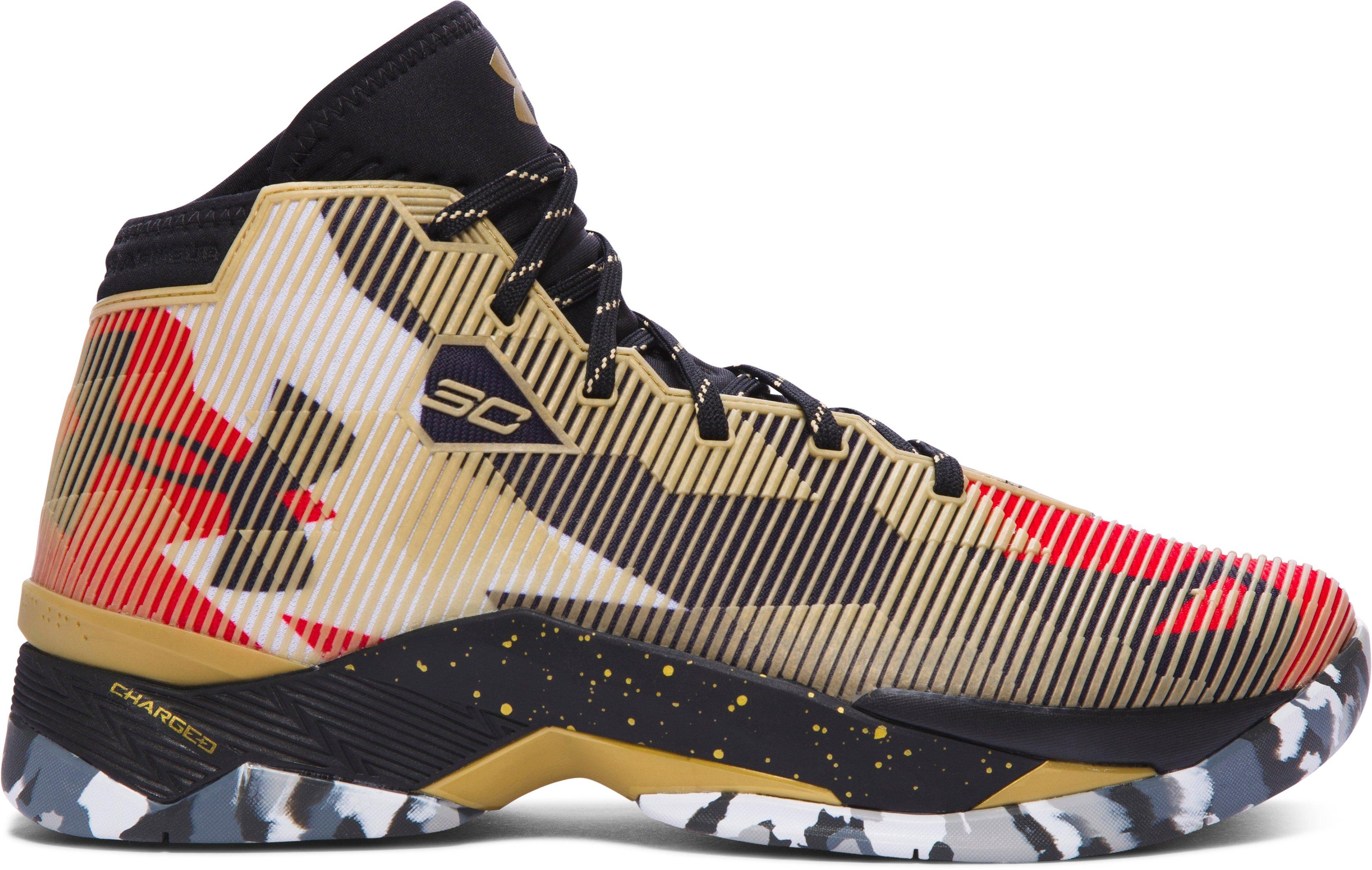Zapatillas de Basquetbol de Basketball UA Curry 2.5 para Hombre, 360 degree view