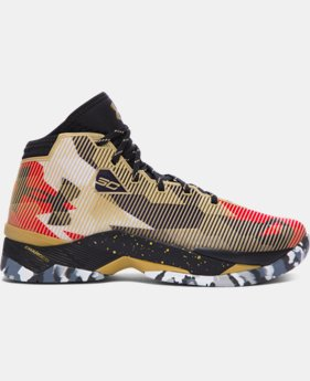 Men's UA Curry 2.5 Basketball Shoes   $159.99
