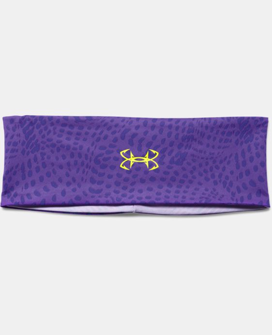 Women's UA CoolSwitch Headband LIMITED TIME: FREE SHIPPING 1 Color $17.99