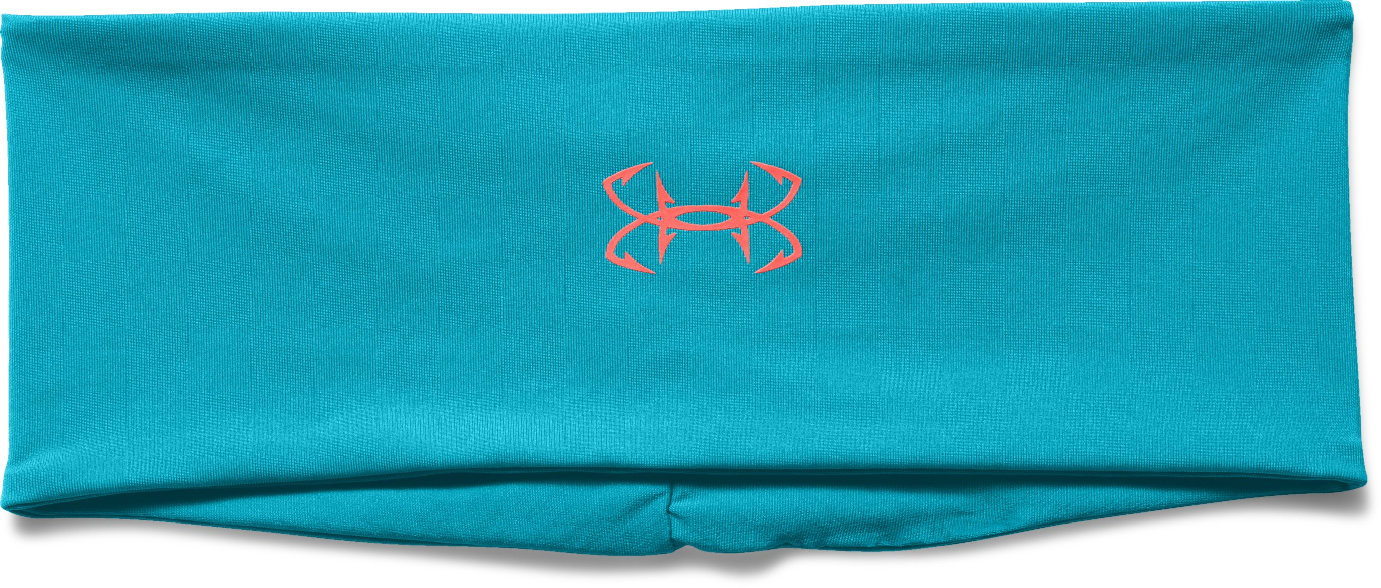 Women's UA CoolSwitch Headband, BOLD AQUA, undefined