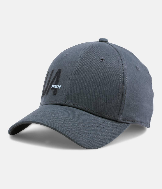 Men 39 s ua varsity fish cap under armour us for Under armor fishing hat