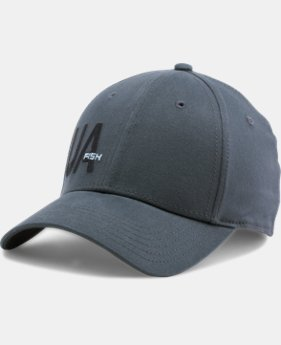 New Arrival Men's UA Varsity Fish Cap  2 Colors $24.99