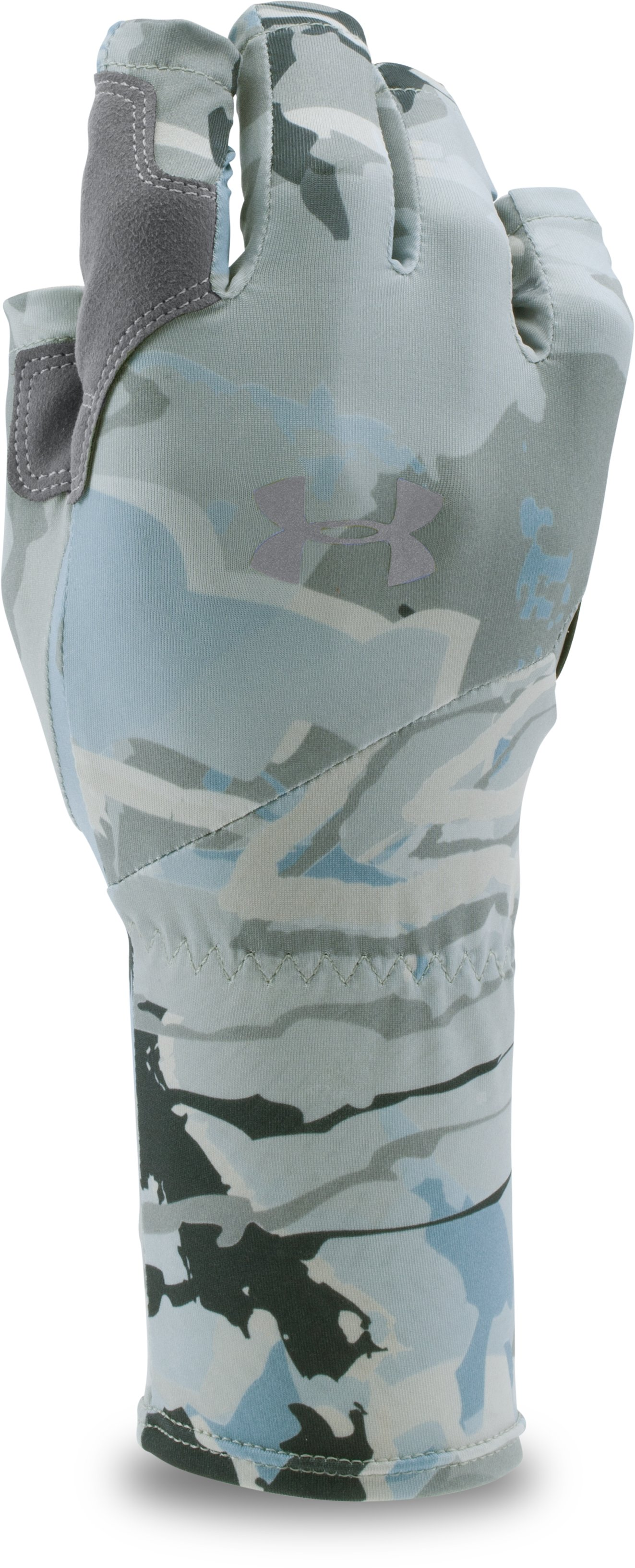 Men's UA CoolSwitch 3/4 Gloves, RIDGE REAPER® HYDRO, zoomed image