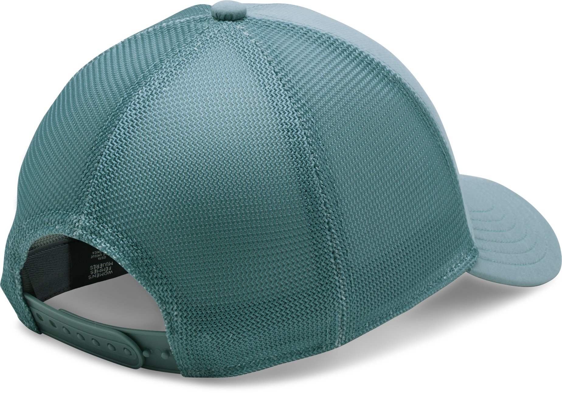 Women's UA Fish Hook Mesh Cap, FRESCO GREEN, undefined