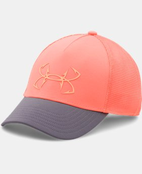 Women's UA Fish Hook Mesh Cap   $24.99