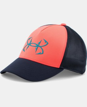 Women's UA Fish Hook Mesh Cap  3 Colors $24.99