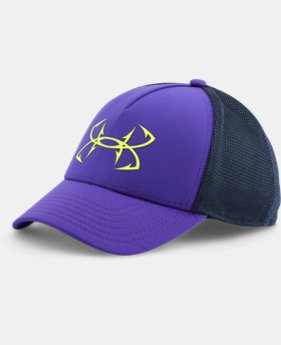 Women's UA Fish Hook Mesh Cap   $14.24