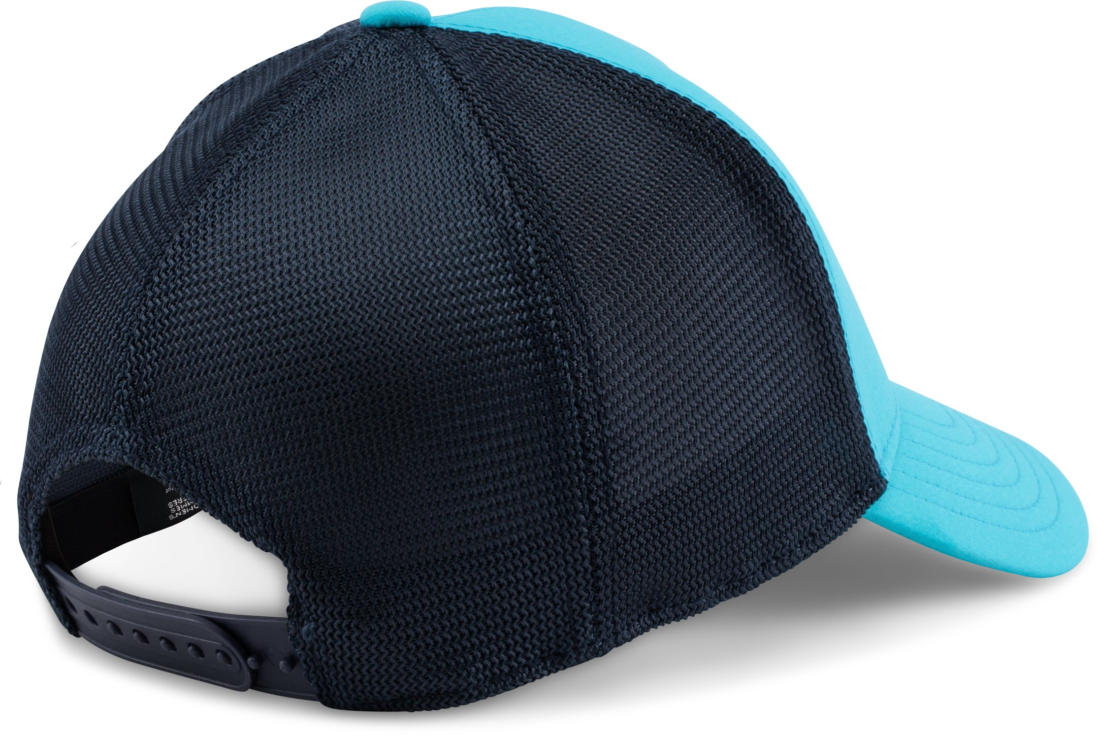 Women's UA Fish Hook Mesh Cap, BOLD AQUA,