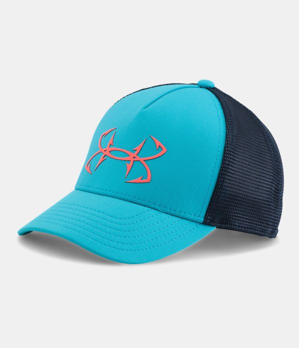 Women 39 s ua fish hook mesh cap under armour us for Under armour fish hook hat