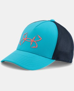 Women's UA Fish Hook Mesh Cap LIMITED TIME: FREE U.S. SHIPPING 1 Color $24.99