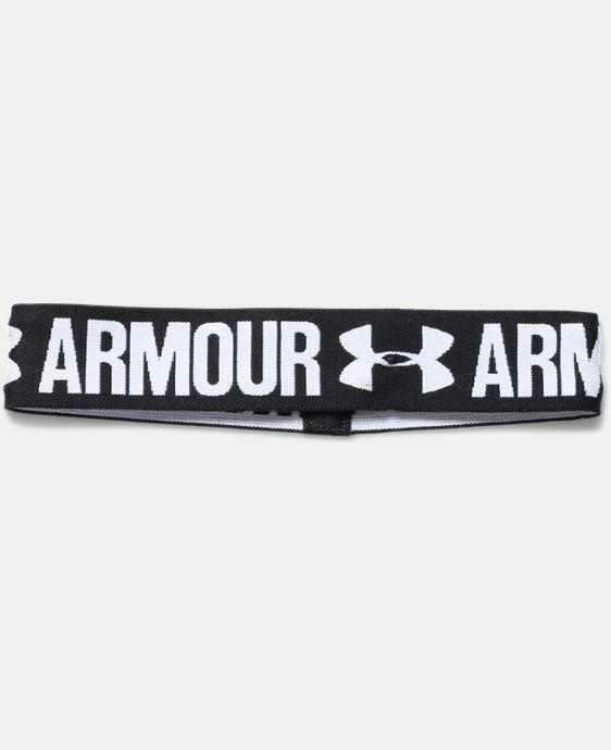 Girls' UA Armour Headband LIMITED TIME: FREE SHIPPING 1 Color $6.74 to $8.99