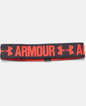 Girls' UA Armour Headband  1 Color $5.99