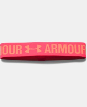 Girls' UA Armour Headband  1 Color $7.99
