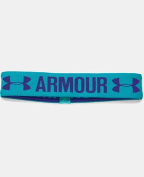 Girls' UA Armour Headband  1 Color $6.74