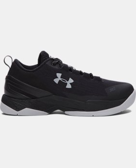 New Arrival Boys' Grade School UA Curry Two Low Basketball Shoes  2 Colors $89.99