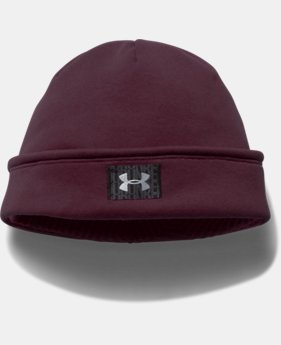 Women's UA Storm ColdGear® Infrared Fleece Beanie  1 Color $13.49