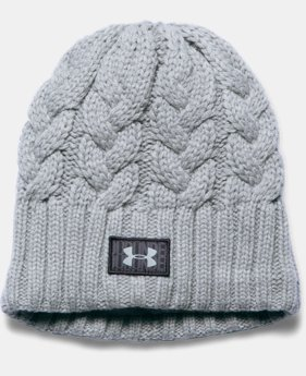 Women's UA Around Town Beanie LIMITED TIME: FREE SHIPPING 1 Color $17.99