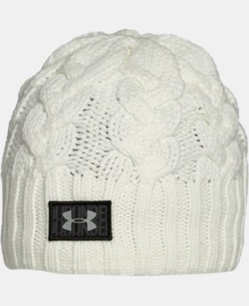Women's UA Around Town Beanie  1 Color $20.99
