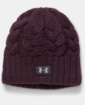 Women's UA Around Town Beanie  1 Color $16.99 to $20.99