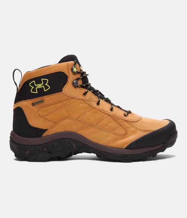 Men S Ua Wall Hanger Mid Lite Hiking Hoots Under Armour Us