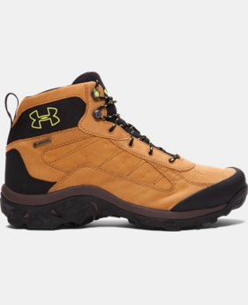 Men's UA Wall Hanger Mid Lite Hiking Boots   $169.99
