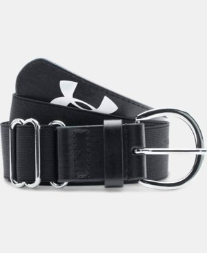 New Arrival  Women's UA Softball Belt LIMITED TIME: FREE SHIPPING 1 Color $14.99