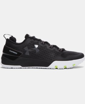Best Seller Men's UA Charged Ultimate Training Shoes  1 Color $99.99