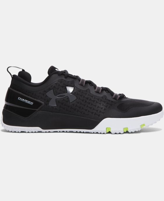 New Arrival  Men's UA Charged Ultimate Training Shoes  4 Colors $139.99