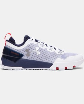 New Arrival  Men's UA Charged Ultimate Training Shoes  1 Color $139.99
