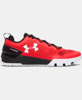Best Seller Men's UA Charged Ultimate Training Shoes   $99.99