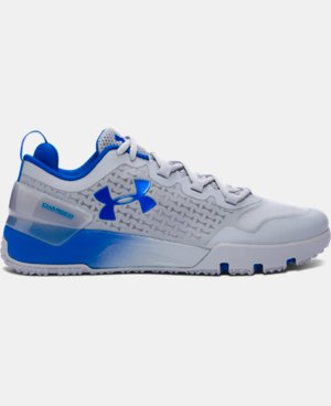 Best Seller Men's UA Charged Ultimate Training Shoes  2 Colors $99.99