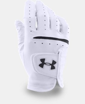 Men's UA Strikeskin Tour Golf Glove  1  Color Available $21.99