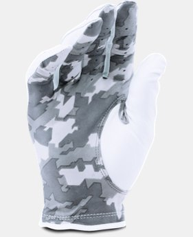 New Arrival  Men's UA Camo StrikeSkin Golf Glove LIMITED TIME: FREE SHIPPING  $30.99