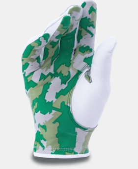 Men's UA Camo StrikeSkin Golf Glove
