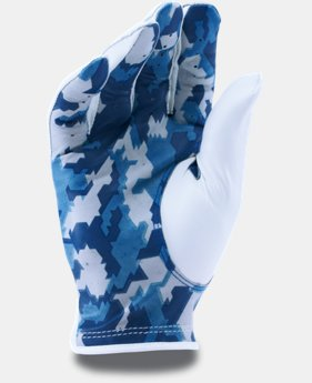 Men's UA Camo StrikeSkin Golf Glove  3 Colors $26.99