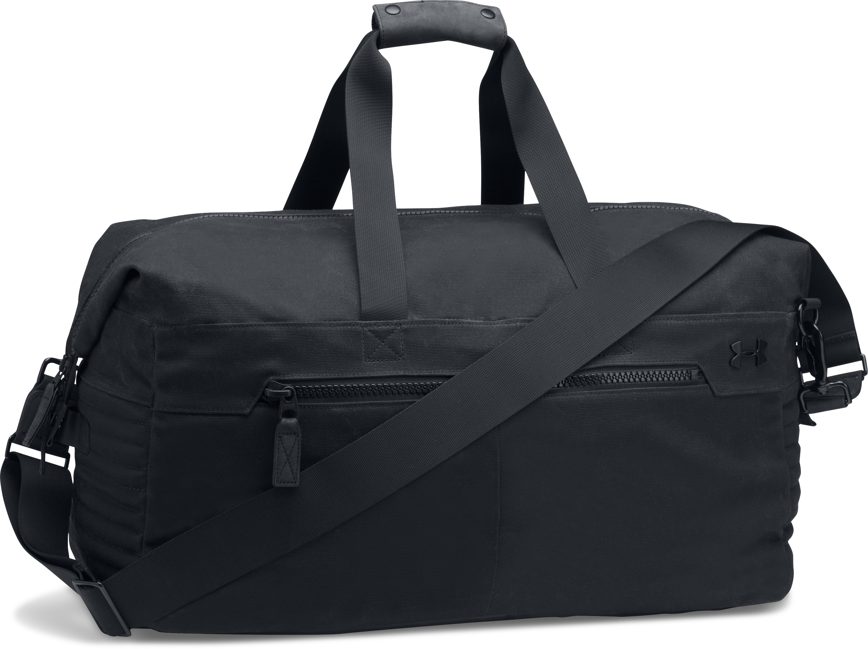 UA Country Club Duffle, Black , zoomed image