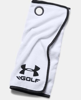 UA Golf Towel  2  Colors Available $14.99