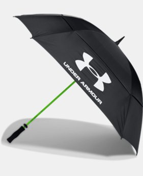 UA Golf Umbrella – Double Canopy   $59.99