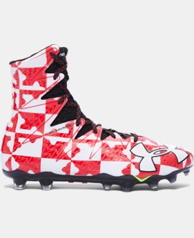Best Seller Men's UA Highlight Football Cleats – Limited Edition  10 Colors $129.99