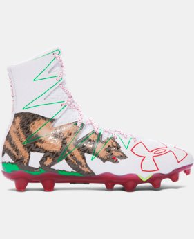 Best Seller Men's UA Highlight Football Cleats – Limited Edition  3 Colors $129.99