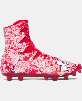 Men's UA Highlight Football Cleats – Limited Edition LIMITED TIME: FREE U.S. SHIPPING 5 Colors $104.99