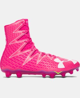 Best Seller Men's UA Highlight Football Cleats – Limited Edition  1 Color $139.99