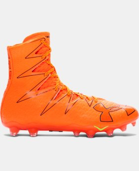 Best Seller Men's UA Highlight Football Cleats – Limited Edition   $129.99